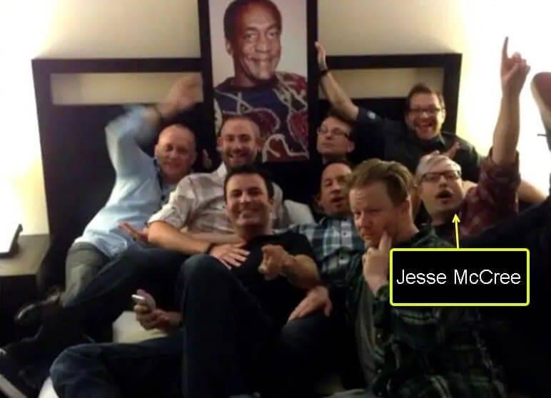 Cosby Suite Blizzard foto di Jesse McCree