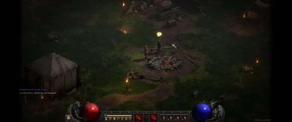 Diablo 2: Resurrected Ultra Wide screenshot